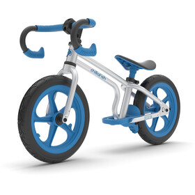 Chillafish Fixie Balance Bike Barn blue